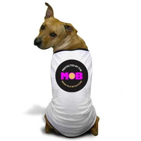 dog_mob tshirt